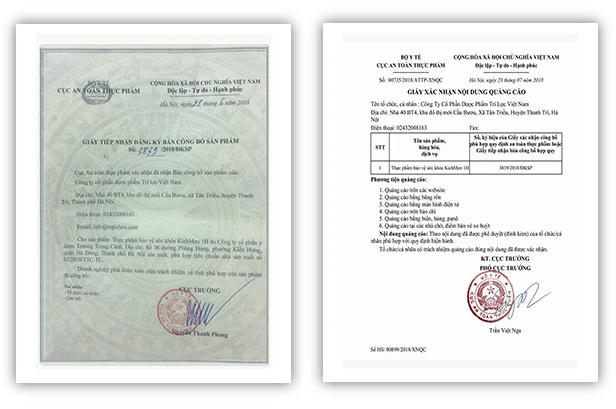 kich-men-giấy chứng nhận