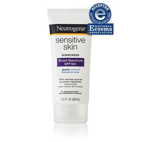 Neutrogena Sensitive Skin Sunscreen SPF 60