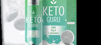 Thực hư tác dụng của viên sủi giảm cân KETO GURU