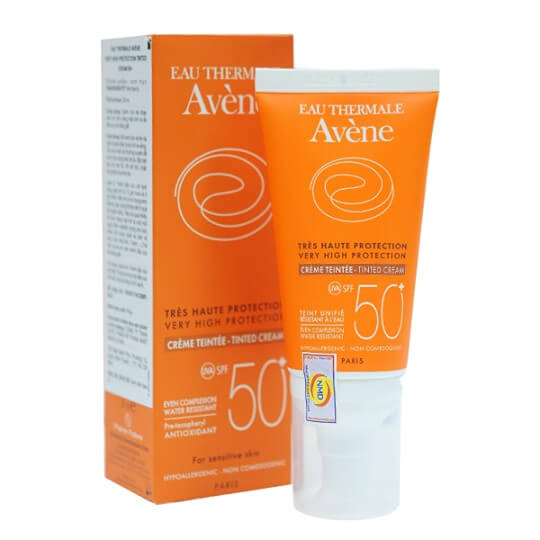 Avene Protection Tinted Cream 50+