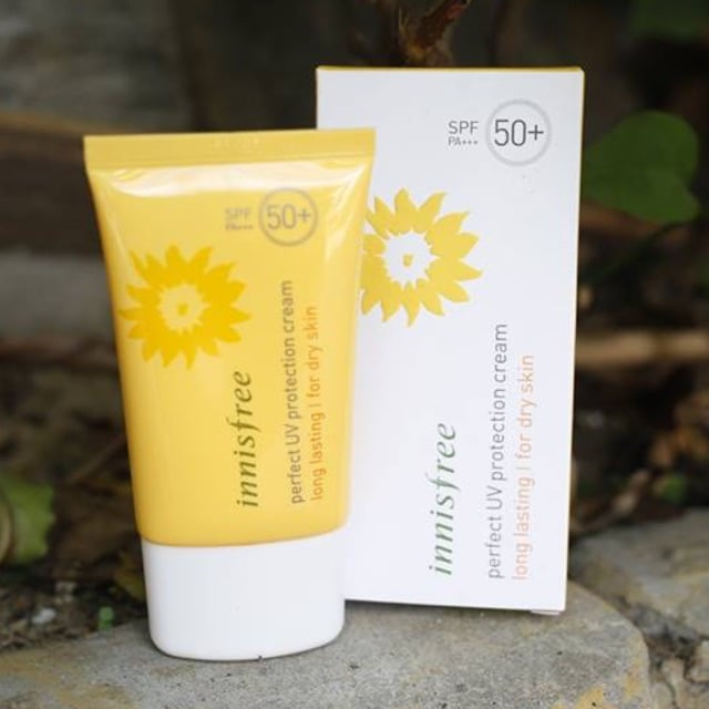 Innisfree Perfect UV Protection Cream Long Lasting
