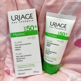 Kem chống nắng Uriage Hyseac Spf50