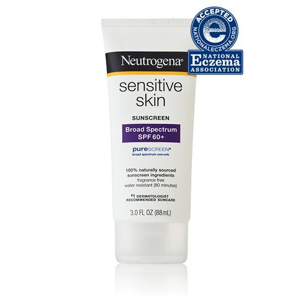Neutrogena Sensitive Skin Sunscreen SPF 60