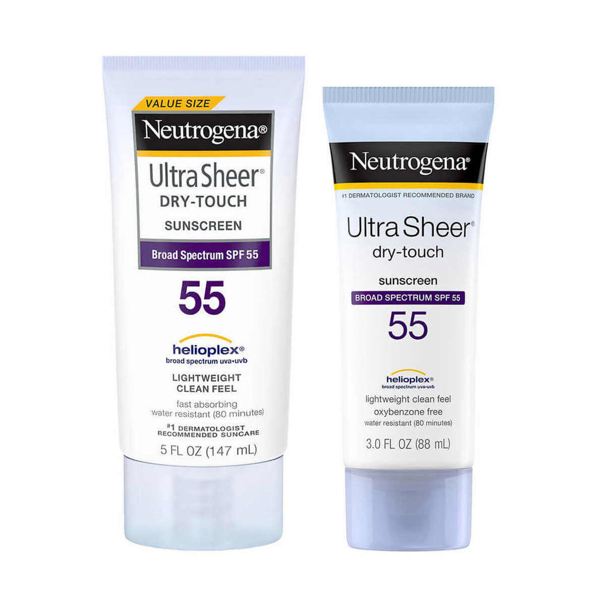Neutrogena Sunscreen SPF 55