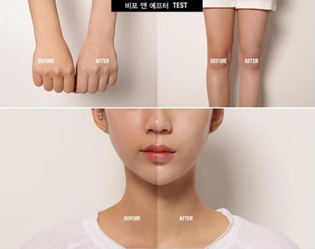 Tác hại không ngờ của phương pháp làm trắng da từ thiên nhiên 1