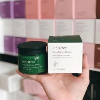 Innisfree Green Tea SeedCream
