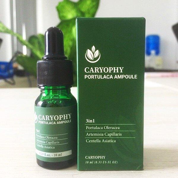 Caryophy Portulaca Ampoule