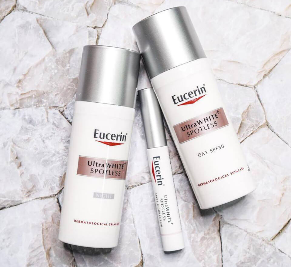 Eucerin UltraWHITE+ SPOTLESS Night