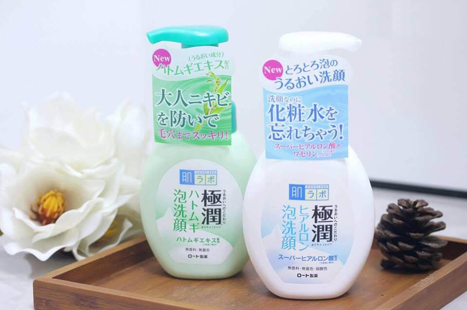 sua-rua-mat-hada-labo-gokujyun-foaming-cleanser