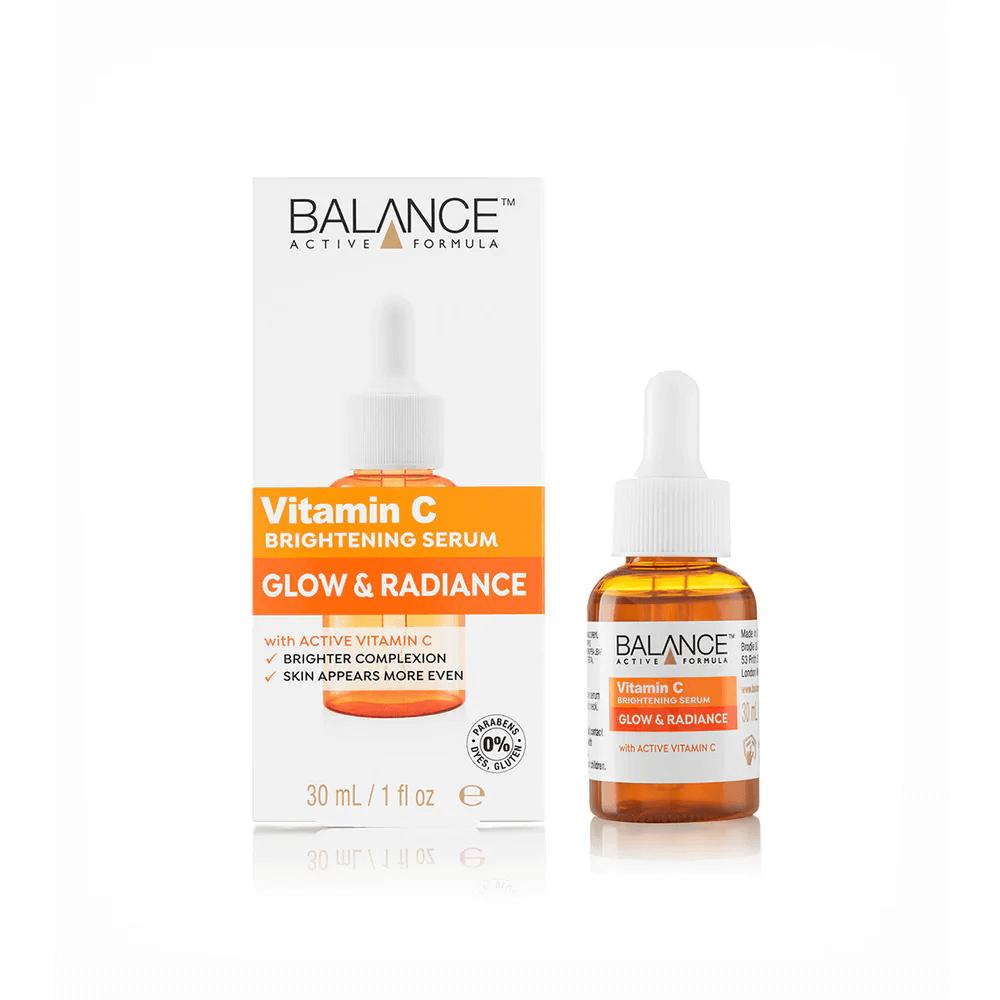 Tinh Chất dưỡng trắng da mờ thâm Balance Active Formula Vitamin C Brightening Serum